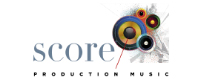 Score Production Music Logo