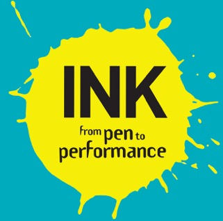 INK Writing festival LOGO